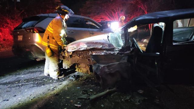Volcadura deja 6 heridos; venían de Sonora a Vallarta