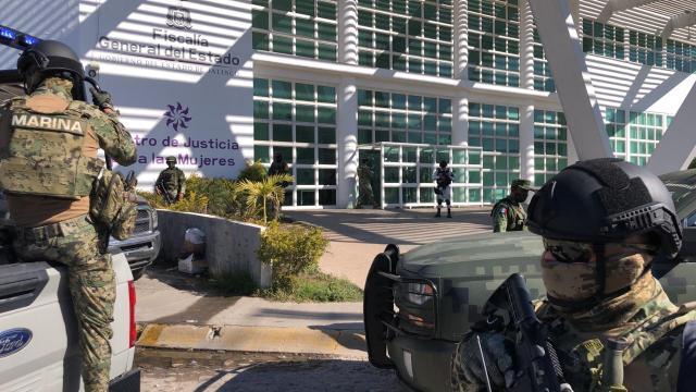 Fiscalía Puerto Vallarta