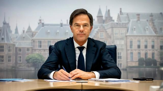Primer ministro de Holanda