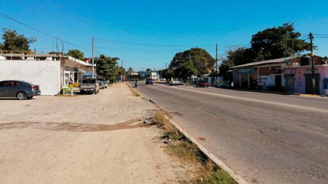Preparan mejoramiento de calle Michoacán en San José del Valle