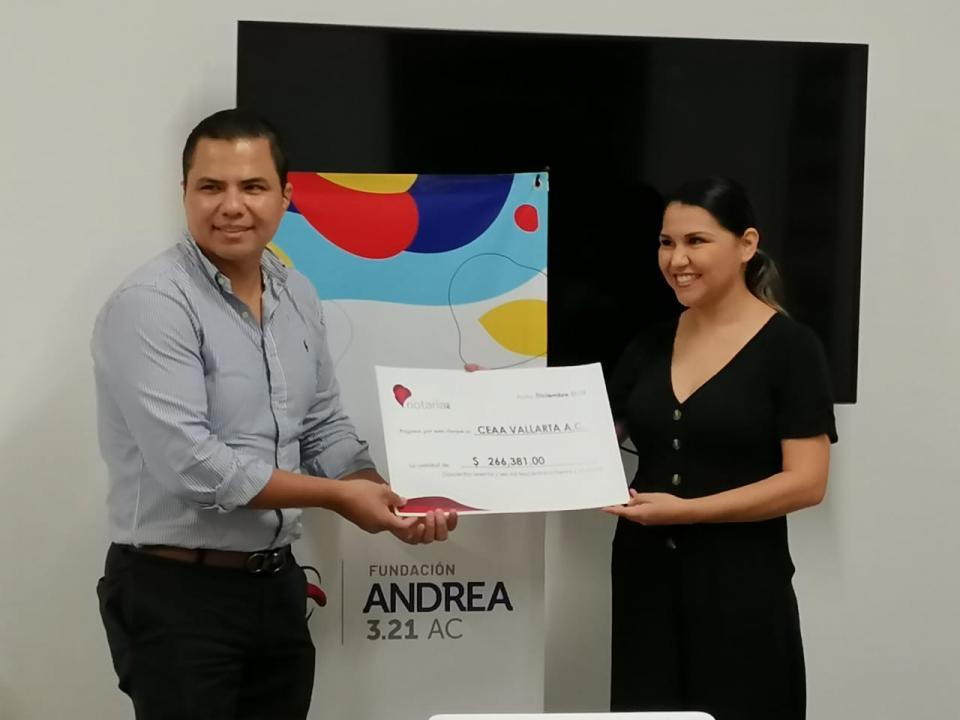 Fundación Andrea 3.21