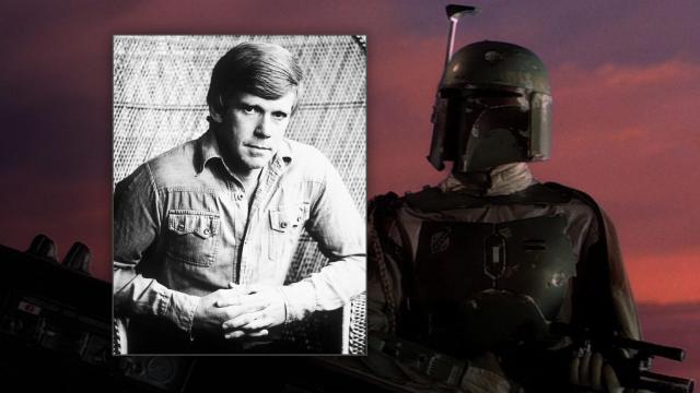 Jeremy Bulloch, actor que interpretó a Boba Fett en Star Wars