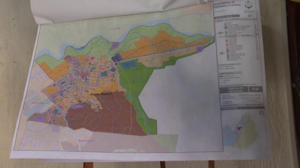 Planos de Desarrollo Urbano