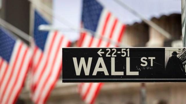 Wall Street termina en rojo ante parálisis sobre nuevo plan de ayuda económica