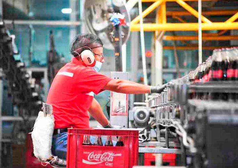 Coca-Cola recortará 2.200 puestos de trabajo en el mundo