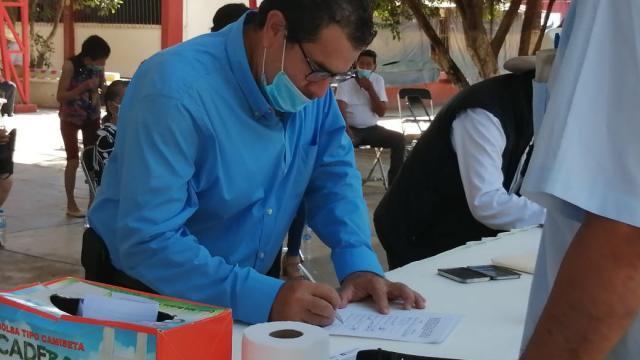 Presidente Ejido san José del Valle