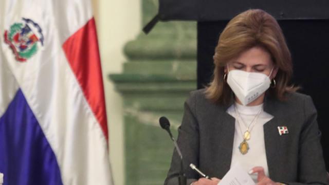 Raquel Peña, vicepresidenta de República Dominicana