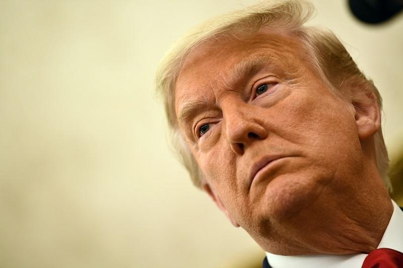 Donald Trump, presidente de los Estados Unidos