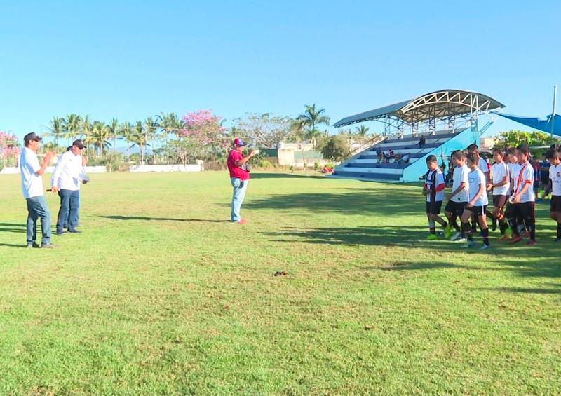 Lento regreso a espacios deportivos en Vallarta