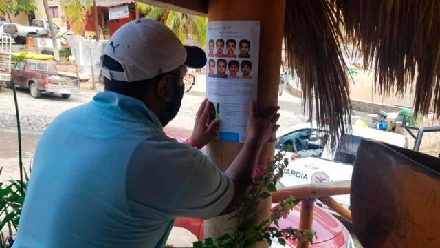 Continúan acciones de búsqueda individualizada en Jalisco