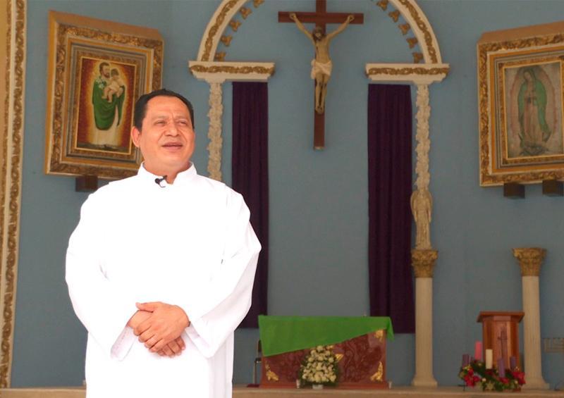 En Villa de Guadalupe del Pitillal también virtual su festejo