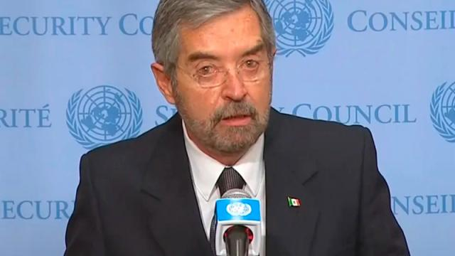 """""""México defenderá el multilateralismo en la ONU"""""""