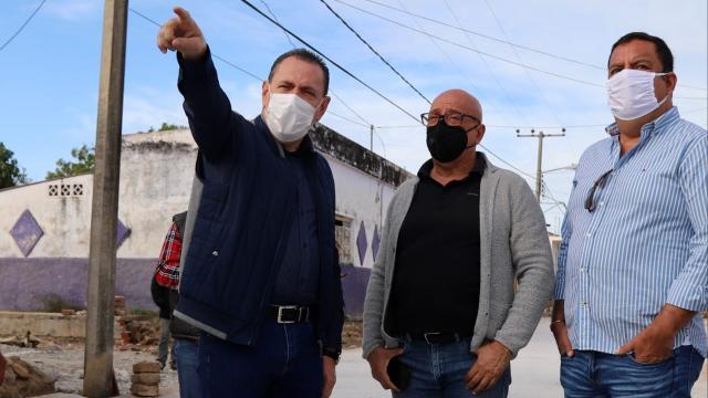 Presidente municipal de Bahía de Banderas, Jaime Cuevas