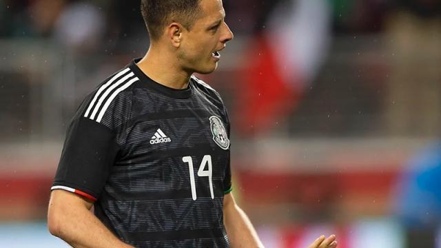 """""""Chicharito"""" Hernández sueña con volver a la Selección Mexicana"""