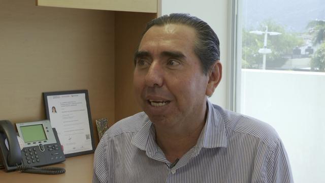 Presidente de la Canacope de Puerto Vallarta, Carlo Iván Gómez Pérez