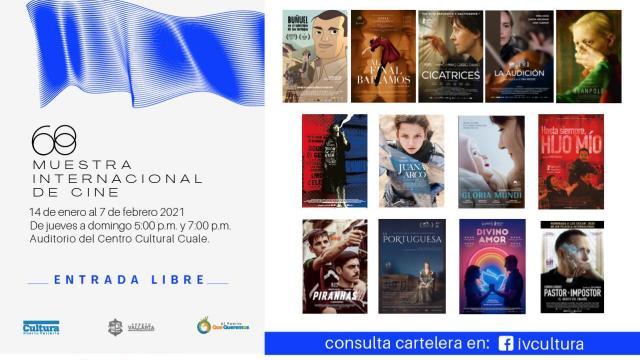 """Da inicio la """"68 Muestra Internacional de Cine en Puerto Vallarta"""