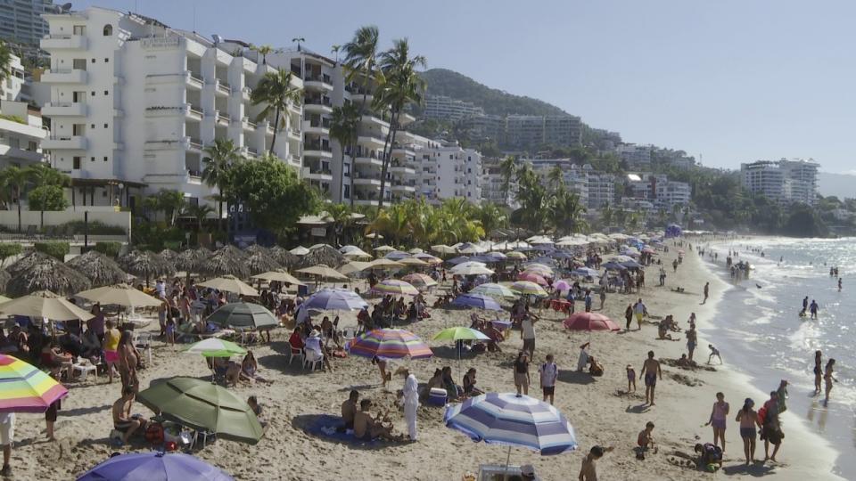 Registran pérdidas de turismo en 2020 por pandemia