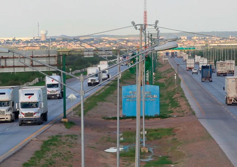 México y EU extienden cierre parcial de frontera hasta 21 de febrero