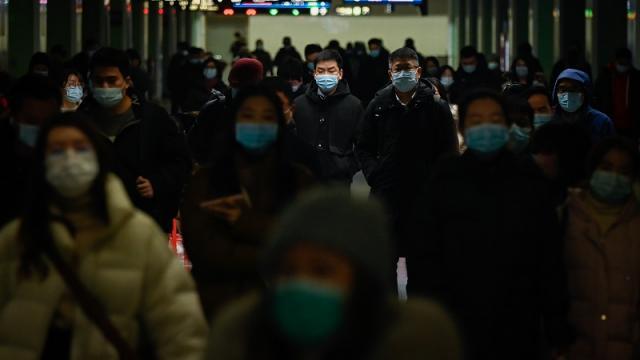 China, nuevos casos de coronavirus