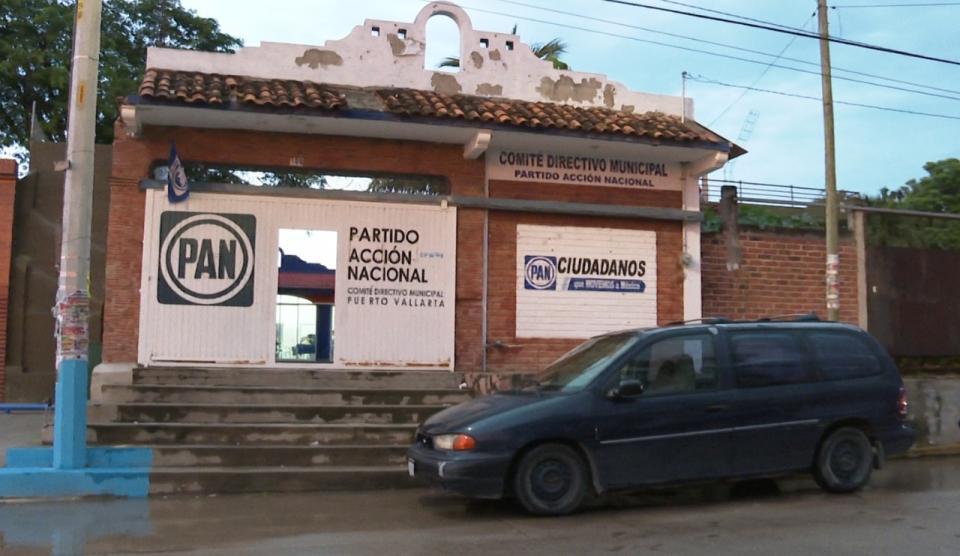 PAN, Puerto Vallarta