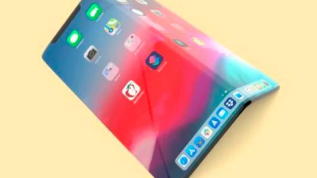 Apple está trabajando en un iPhone plegable