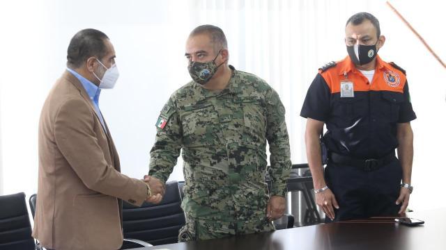 Fernando Viveros Hernández director de Seguridad Ciudadana en Puerto Vallarta