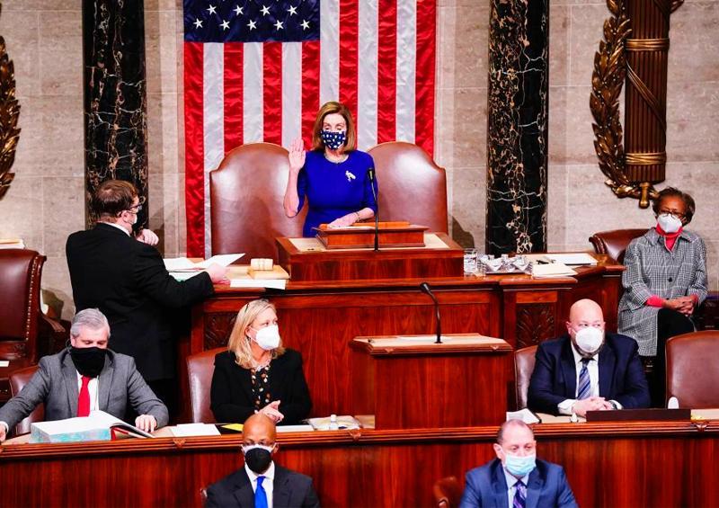 Senado de EEUU rechaza una primera objeción a la victoria de Biden