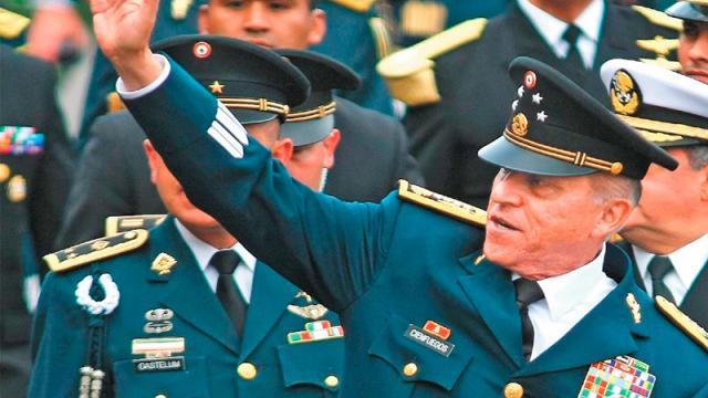Abre FGR el expediente de Cienfuegos, pero sin nombres