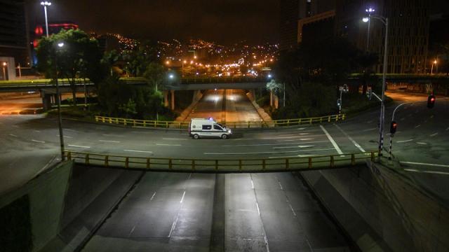 Medellín, Colombia tras restricciones por aumento en contagios por covid-19