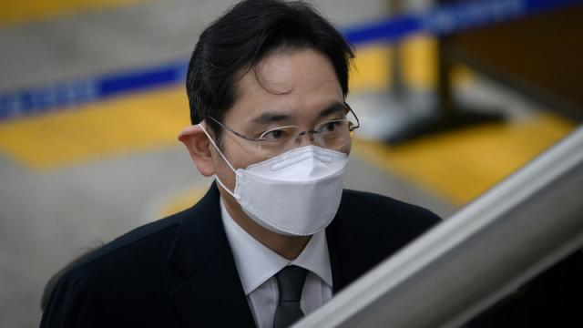 Heredero de Samsung, Lee Jae-yong,