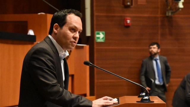 Clemente Castañeda dirigente nacional del MC
