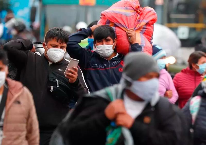 Perú extiende cierre de playas para evitar contagios de covid-19
