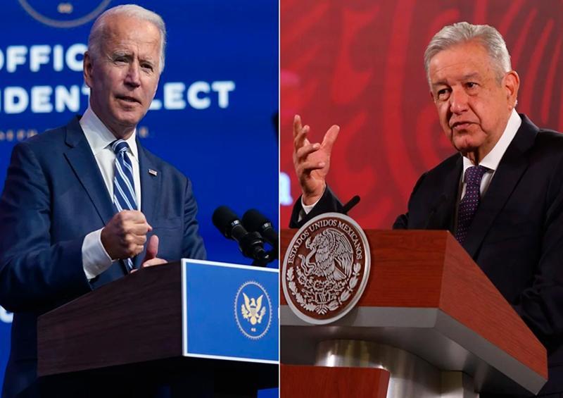 AMLO celebra plan de Biden sobre control de armas en EEUU