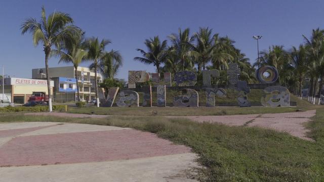 Letras de Puerto Vallarta