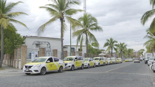 Taxis en Puerto Vallarta