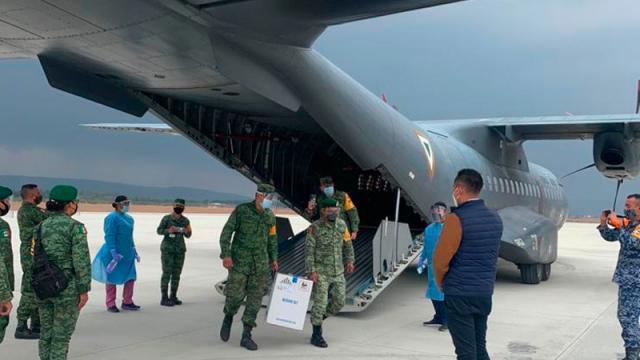 Recibe Jalisco menos vacunas de las esperadas; Alfaro, inconforme