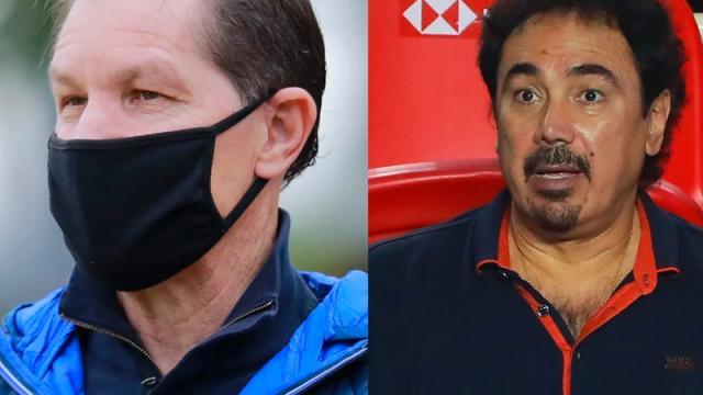 Cruz Azul desmiente a Hugo Sánchez