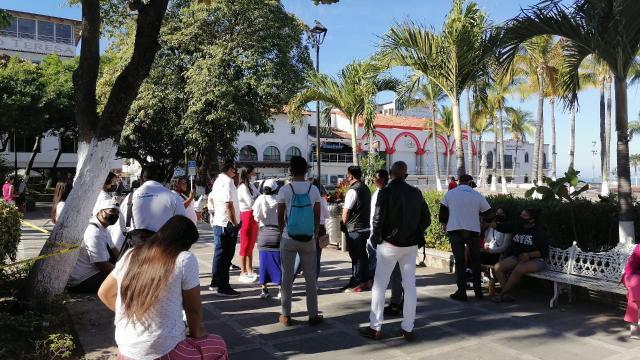 Manifestación Malecón