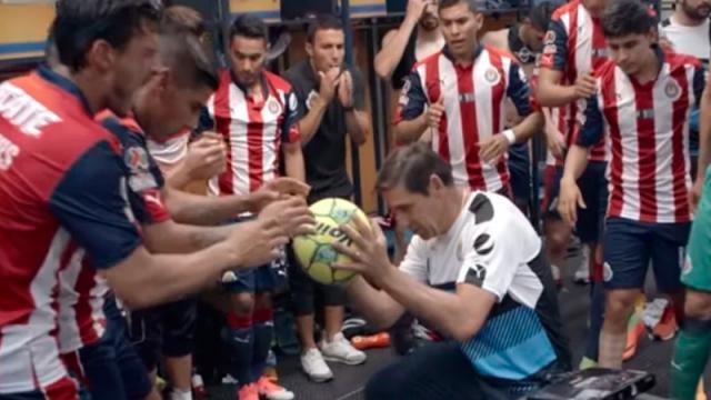 Las Chivas del Guadalajara tendrán su serie documental en streaming