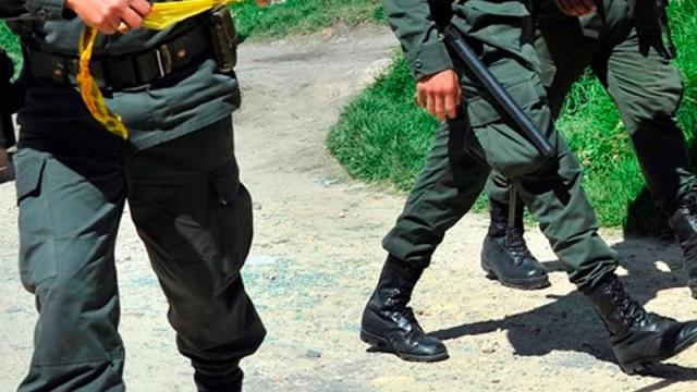 Colombia matanza