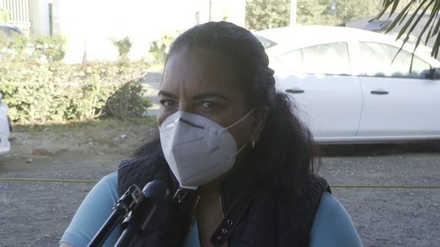 Regidora Juana Haide Saldaña Varela