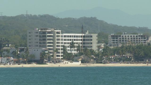 Apertura de hoteles en Riviera Nayarit