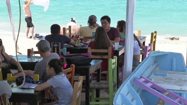 Restaurante en Malecón