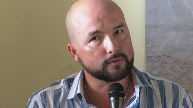 José Pablo Ruiz Bernal, presidente interino del Consejo Municipal del PAN