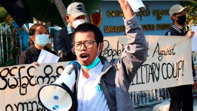 Bloquean acceso a Twitter en Birmania tras golpe de estado