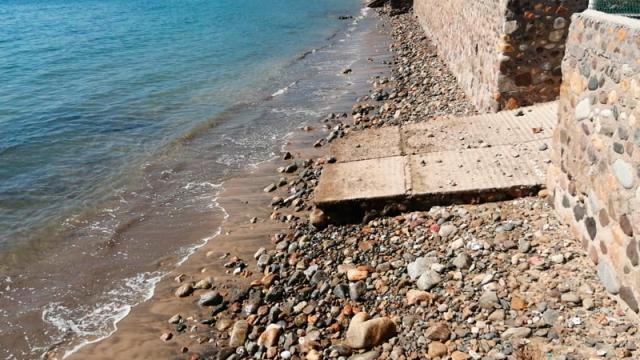 Ayuntamiento canaliza denuncias por construcción en zona de playa