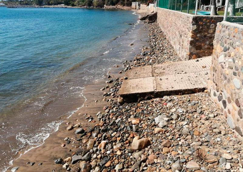 Ayuntamiento canaliza denuncias por construcción en playa