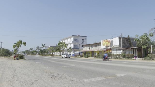 Vialidad en Bahía de Banderas