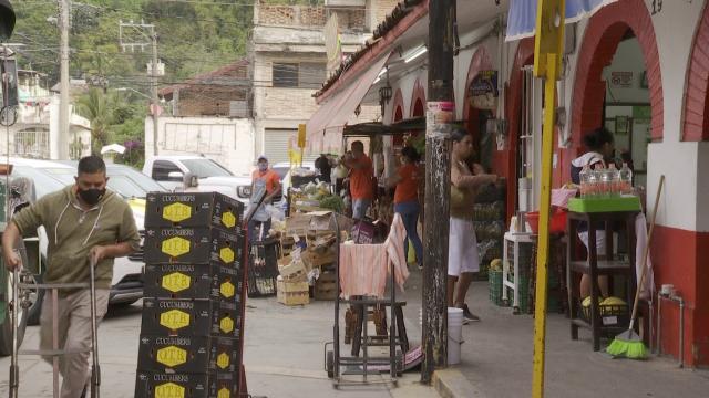 Mercado Emiliano Zapata