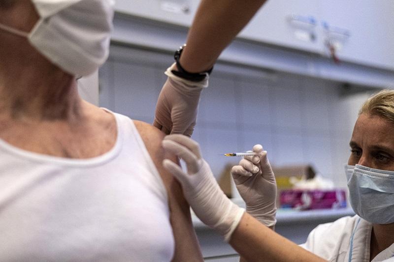 Campaña de vacunación contra covid-19 en Hungría con Sputnik V